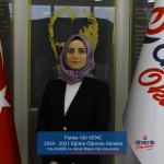Fatma Gül Genç 2020 - 2021 Eğitim Öğretim Dönemi Din Kültürü Öğretmenimiz
